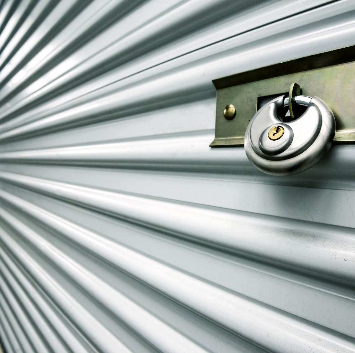 Secure Storage in Edmonton