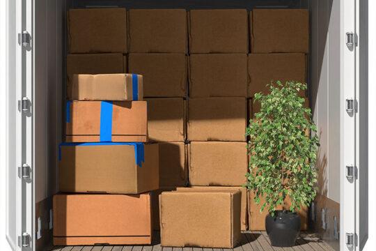 hiring a residential mover in Edmonton